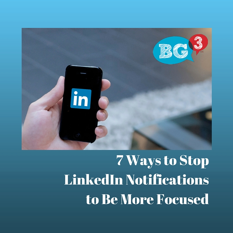 7 Ways to Stop LinkedIn Notifications to Be More Focused (1)