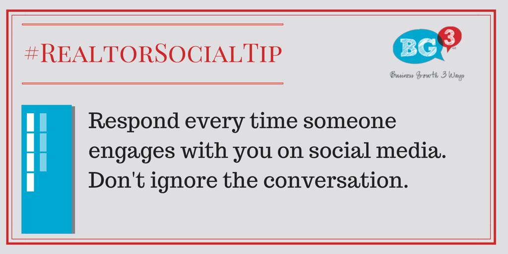 Social Media Tip for Realtors